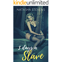 Three Days a Slave: An Extreme BDSM Horror Thriller book cover