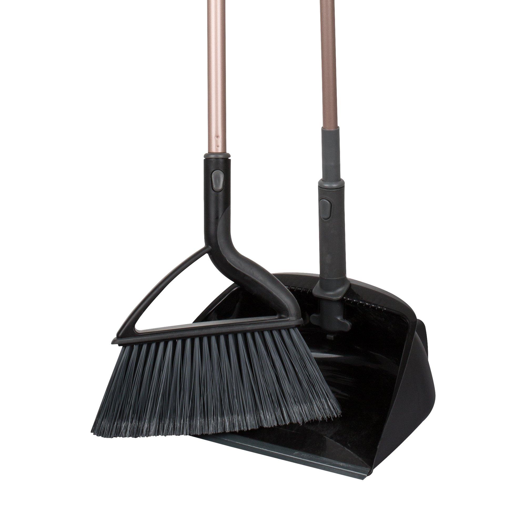 Casabella Quick N Easy Upright Sweep Set, Rose Gold by Casabella (Image #1)