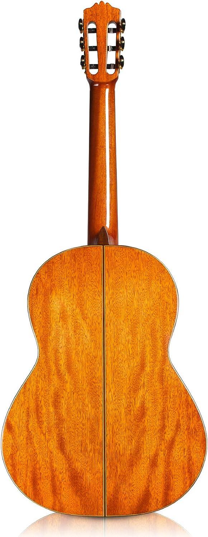 Cordoba C9 Parlor Guitarra Acústica con Cuerdas de nailon,