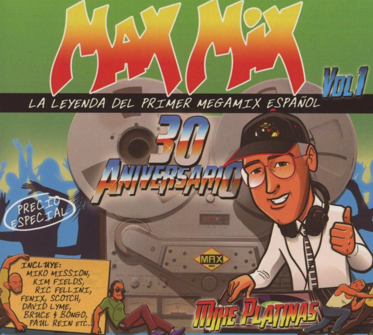 Max Ranking TOP3 Mix Branded goods 30º Vol.1 Aniversario