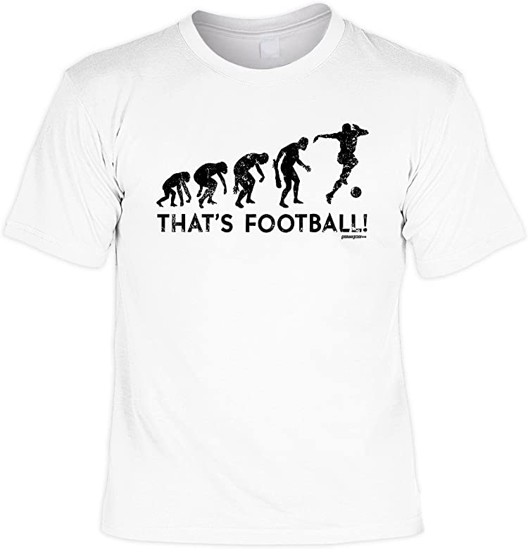 Fussball Lustiges Spruche T Shirt Fussball That S
