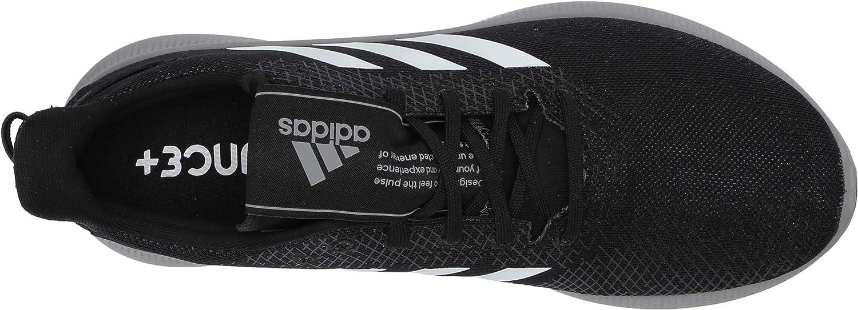 adidas Sensebounce + Street M, Chaussures de Running Compétition Homme Core Black Ftwr White Grey Five