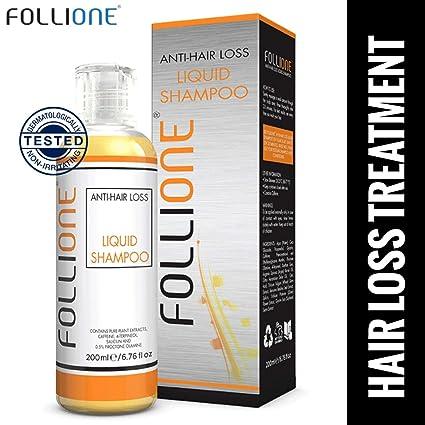 Shampoo per rinforzare i capelli uomo
