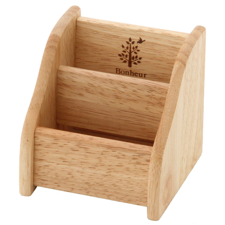 不二貿易 木製リモコンスタンド ボヌール