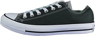 Converse Chucks All Star Ox Sneaker Grün Grau Gr 37,5 UK
