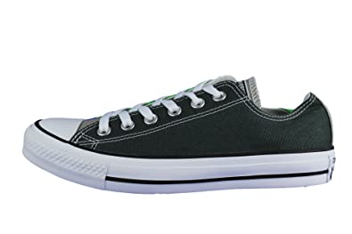 Converse Chucks All Star Ox Sneaker Grün Grau Gr 37,5 UK 142392C