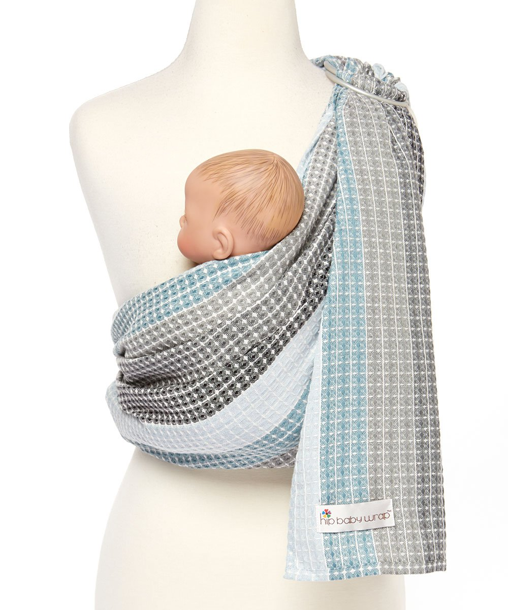 Mother & Kids Baby Wrap Sling Carrier For Newborn Infant Toddler Kid Breathable Lightweight Stretch Mesh Water Sling Nice For Summer Beach Elegant And Sturdy Package