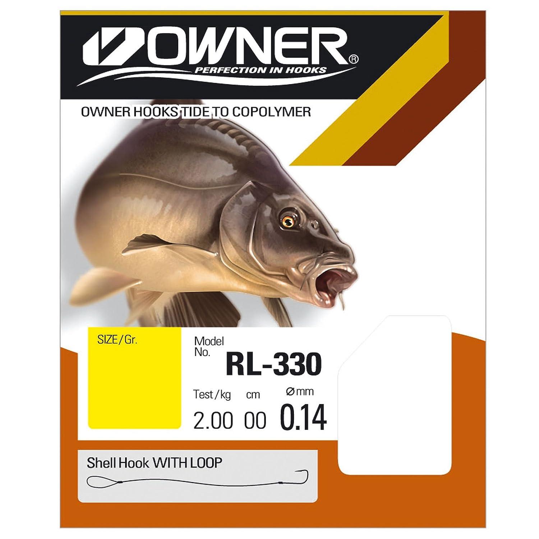 Balzer //// #1 OWNER KARPFEN RL-330 GOLD