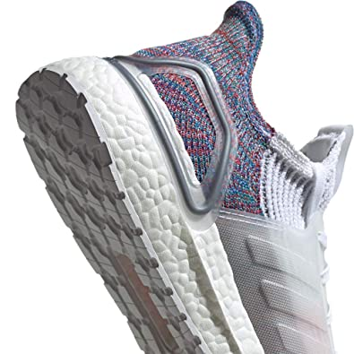 adidas Ultra Boost 19 Women s Running Shoes - SS19 White  Amazon.co.uk   Shoes   Bags 0f3dd6a03fe