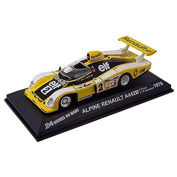 Renault Du Heures A442b Vainqueur Alpine 24 Miniature Voiture Mans TlJc1FK3