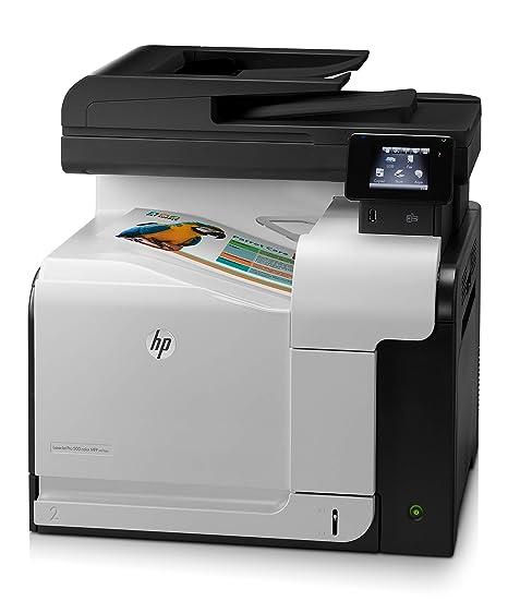 HP Laserjet PRO 500 Color MFP M 570 DW - Impresora Multifunción ...