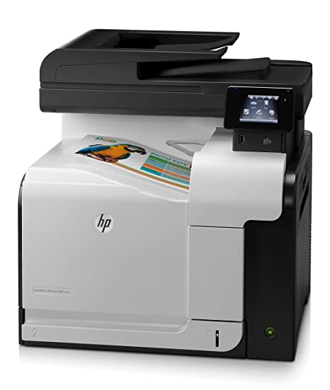 HP Laserjet PRO 500 Color MFP M 570 DW - Impresora ...