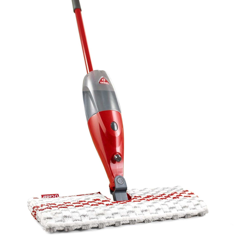 Microfiber Spray Mop (Spray Mop and 10 Disposable Refills)