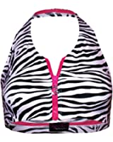 Gym Girl Women's Halter Sports Bra