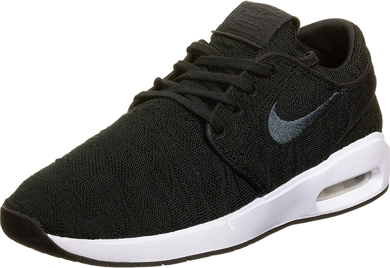 Nike Herren Sb Air Max Janoski 2 Walking Shoe Black Anthracite White