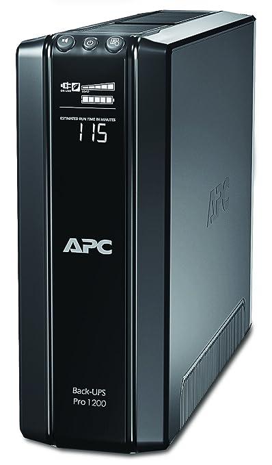 183 opinioni per APC Power-Saving Back-UPS PRO Gruppo di continuità UPS 1200VA BR1200GI- AVR, 10