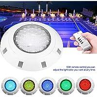 30W Bombilla LED Sumergible Iluminación de Piscinas 300