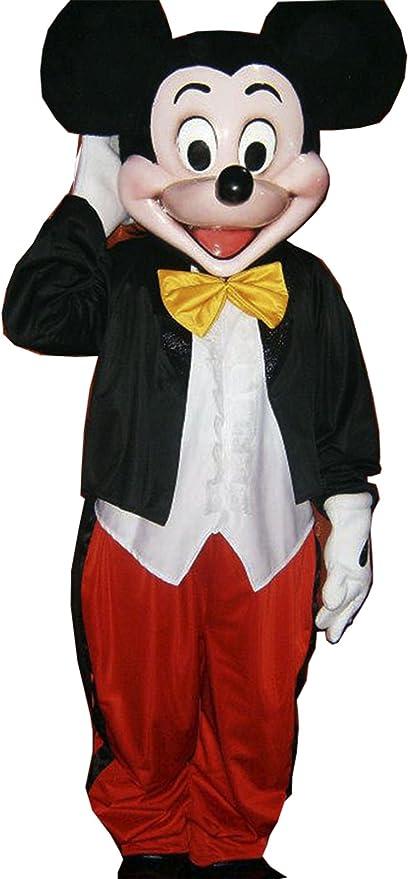 KF Bebé Mickey Mouse, diseño de Mascota de Disfraces Dibujos ...