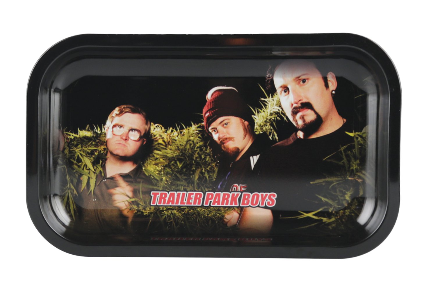 Trailer Park Boys Rolling Tray - Herb (10.5'' x 6.25'')