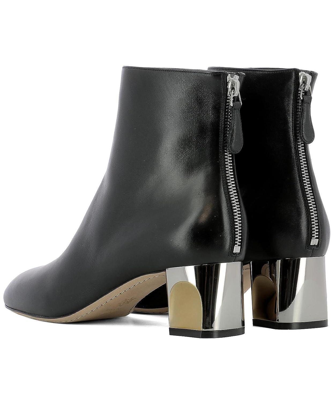 Noir Femme Amazon Bottines 534124whr601000 Cuir Alexander Mcqueen twqFCF