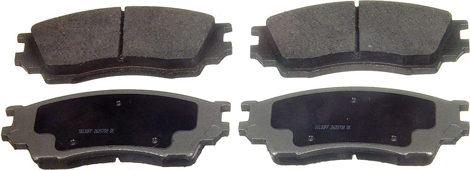 security Wagner ThermoQuiet Long Beach Mall QC643 Ceramic Disc Brake Pad Set