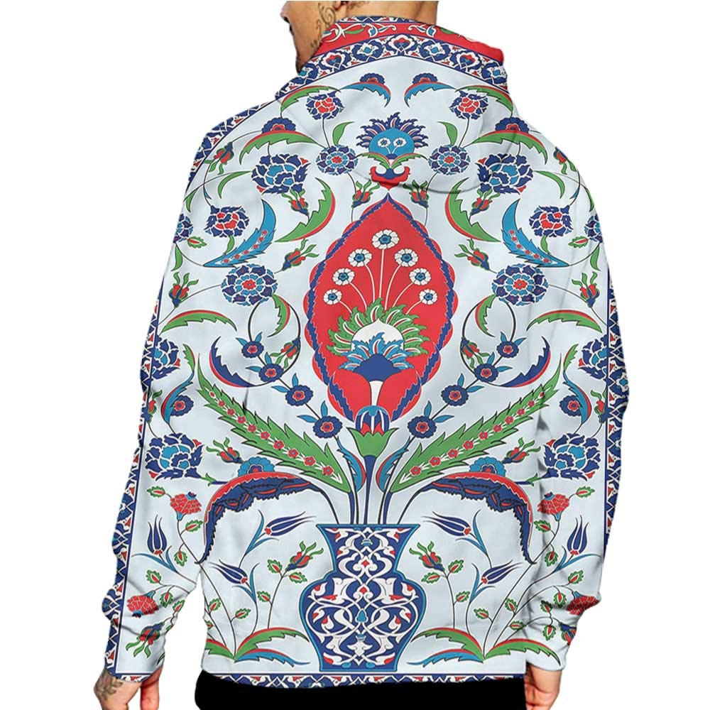Hoodies Sweatshirt/Autumn Winter Trippy Art,Creepy Octopus Triangles,Sweatshirt Blanket