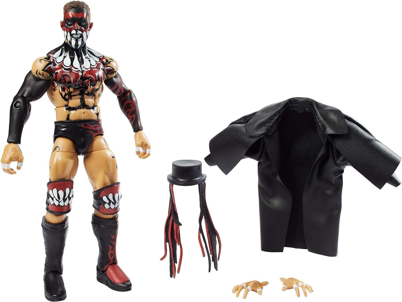 Flashback NXT Basic WWE Mattel Elite Series 46 Demon Finn Balor Figure