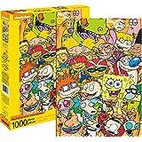 Aquarius Nickelodeon Cast 1000 Piece Jigsaw Puzzle
