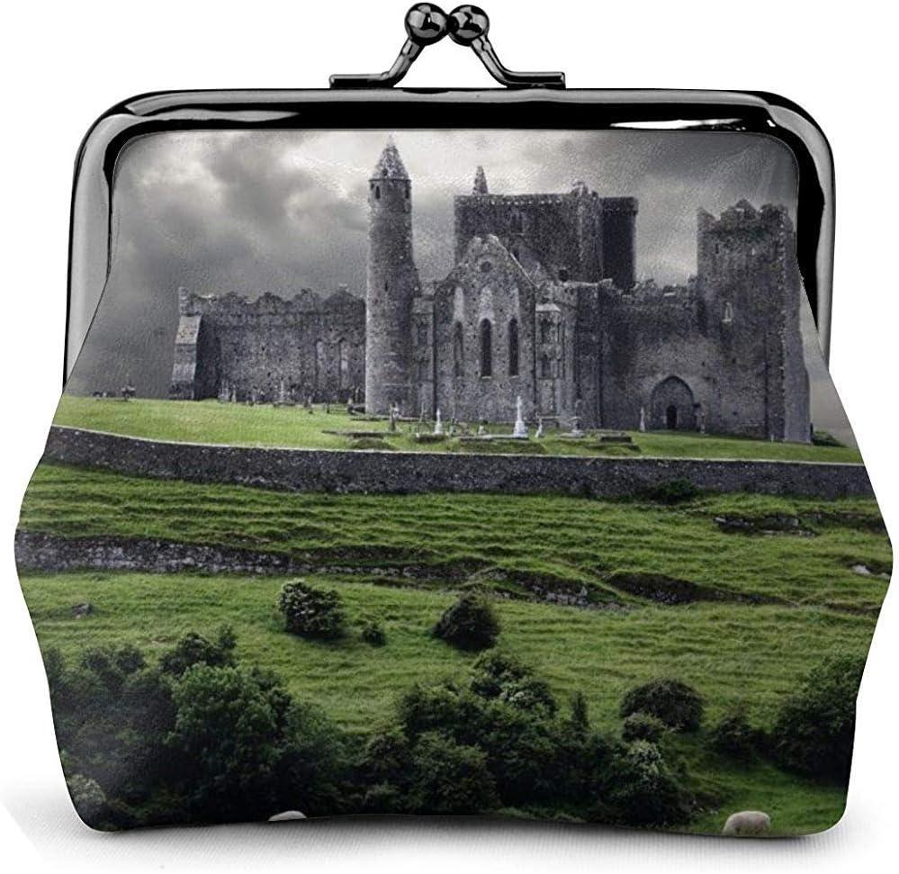 Hebilla, cartera, casas irlandesas y cerraduras, monedero, cierre de llave, bolsa de recambio, vintage, cierre de hebilla, cartera para mujer, regalo
