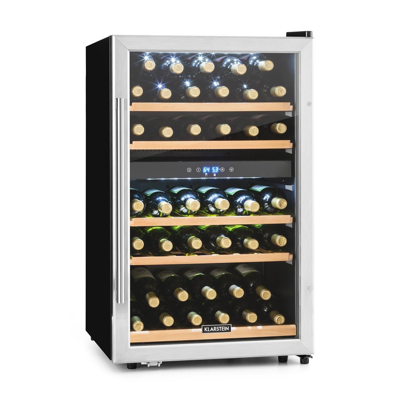 Klarstein Vinamour • Nevera para vinos • Nevera para bebidas • Refrigerador