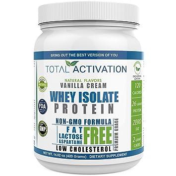 Amazon Com Lactose Free Protein Powder For Women Men Low Carb