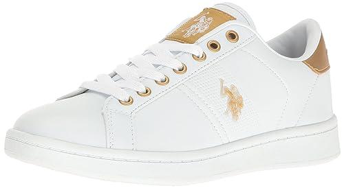 a89655dcacb01 US Polo Assn.(Women's) Women's Tyra Fashion Sneaker