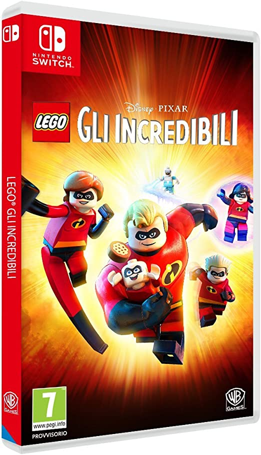 Lego Gli Incredibili - Nintendo Switch [Importación italiana ...