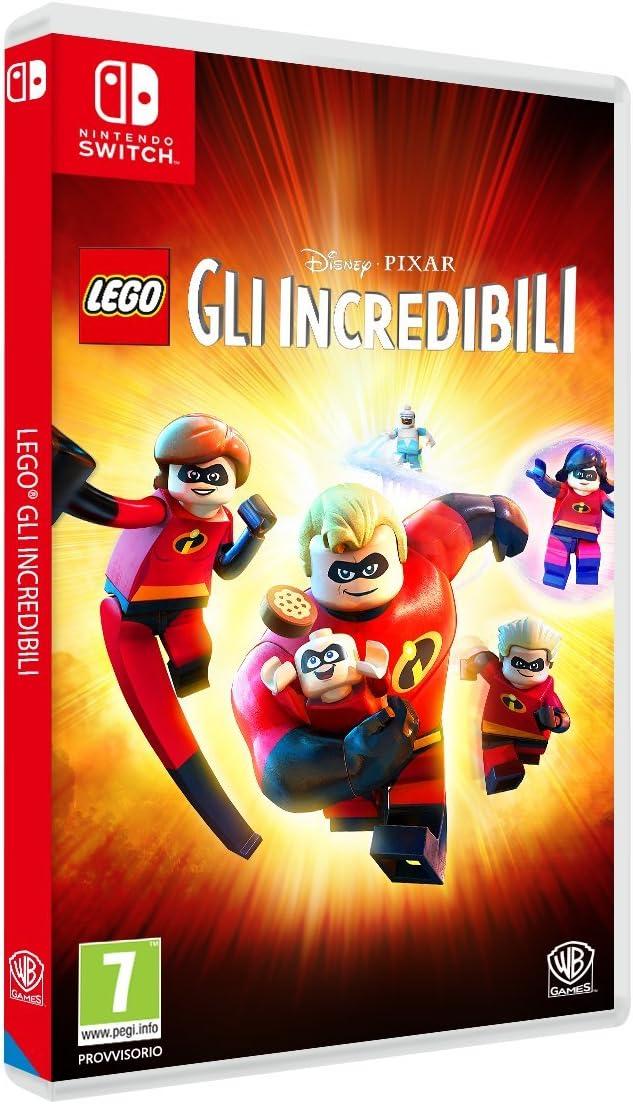 Lego Gli Incredibili - Nintendo Switch [Importación italiana]: Amazon.es: Videojuegos