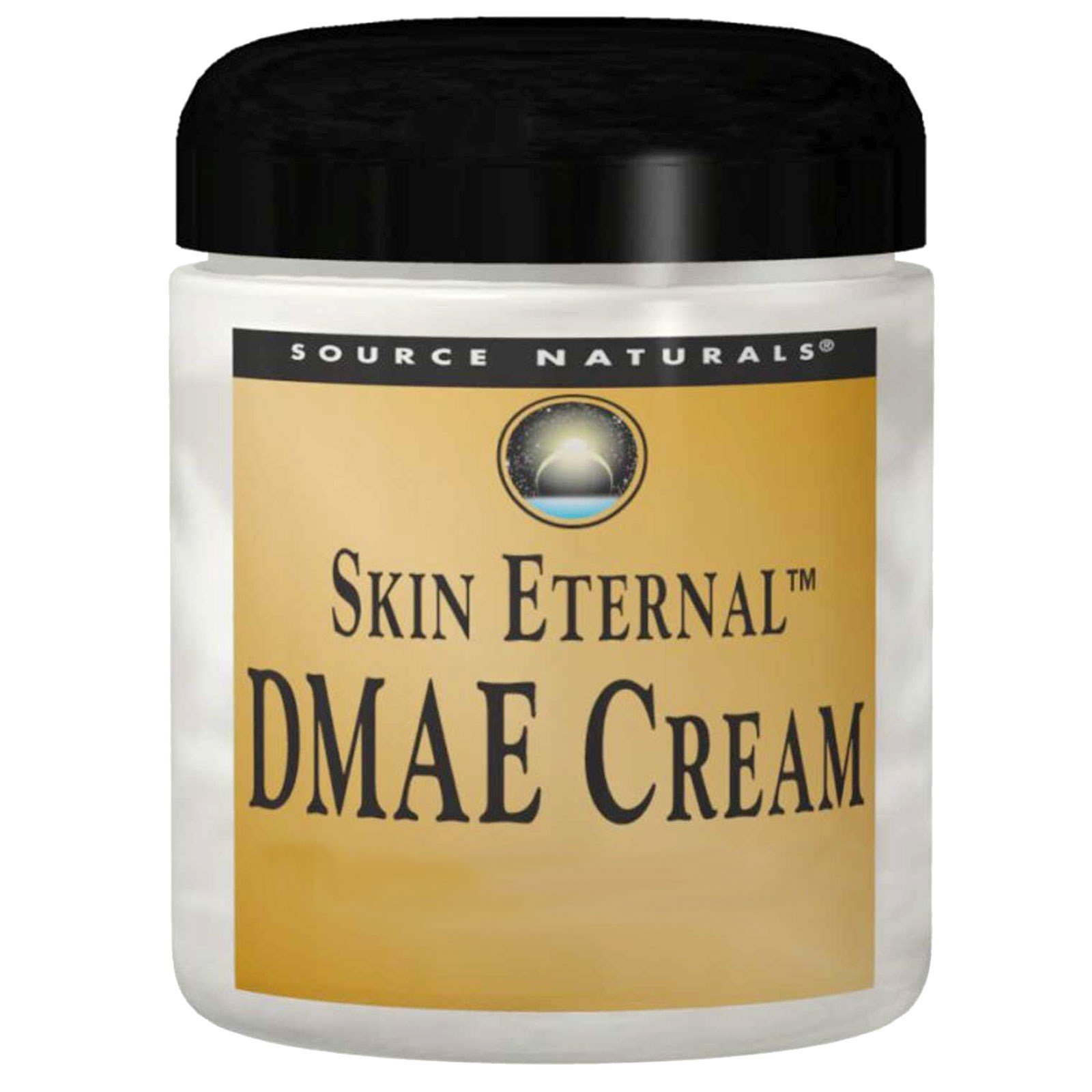 Source Naturals, Skin Eternal DMAE Cream, 2 oz (56.7 g) - 3PC
