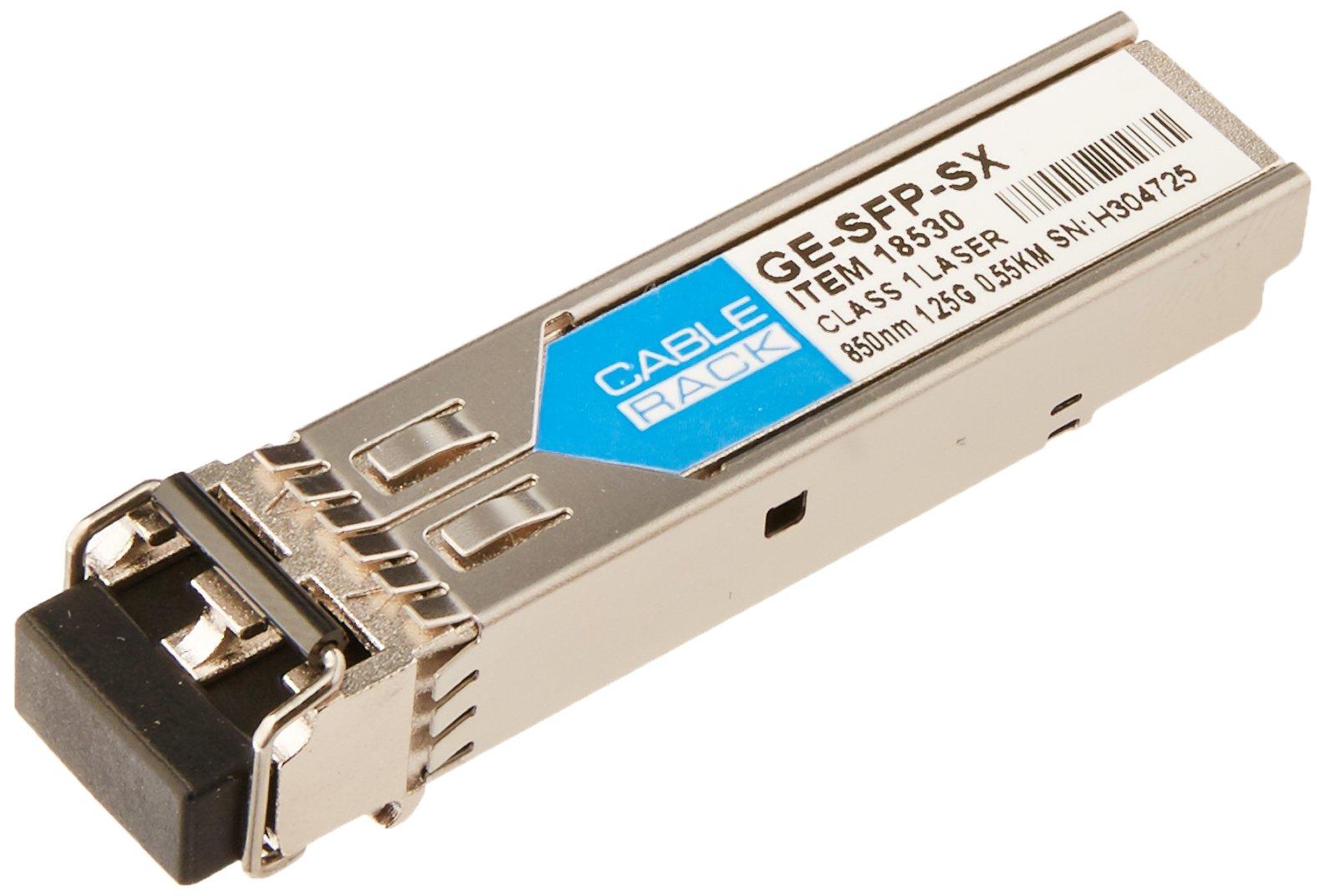 Diablo Cable 18530 GE SFP SX Multimode 550m Fiber Transceiver by Diablo Cable