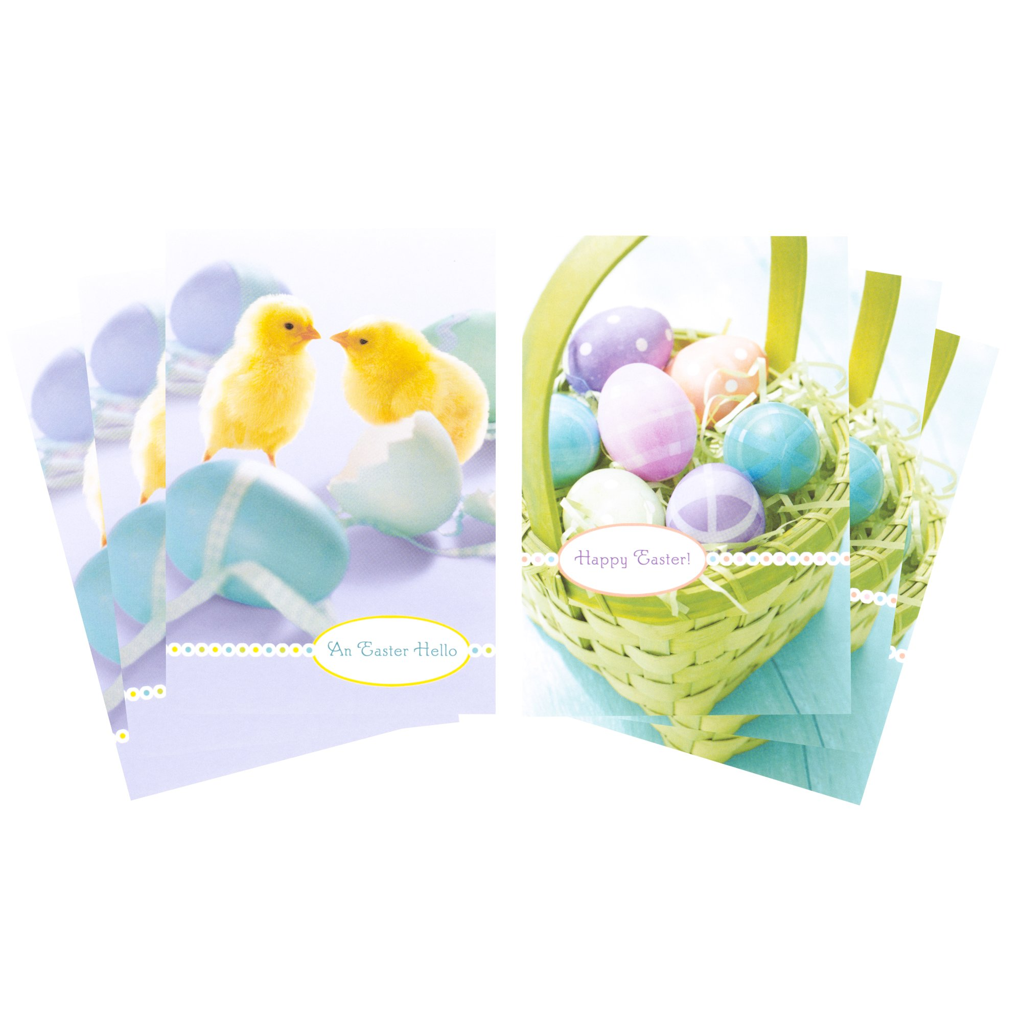 Amazon Assortment Of Easter Cards 15 Blank Easter Cards