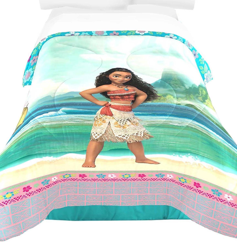 Disney Moana Twin Comforter 1