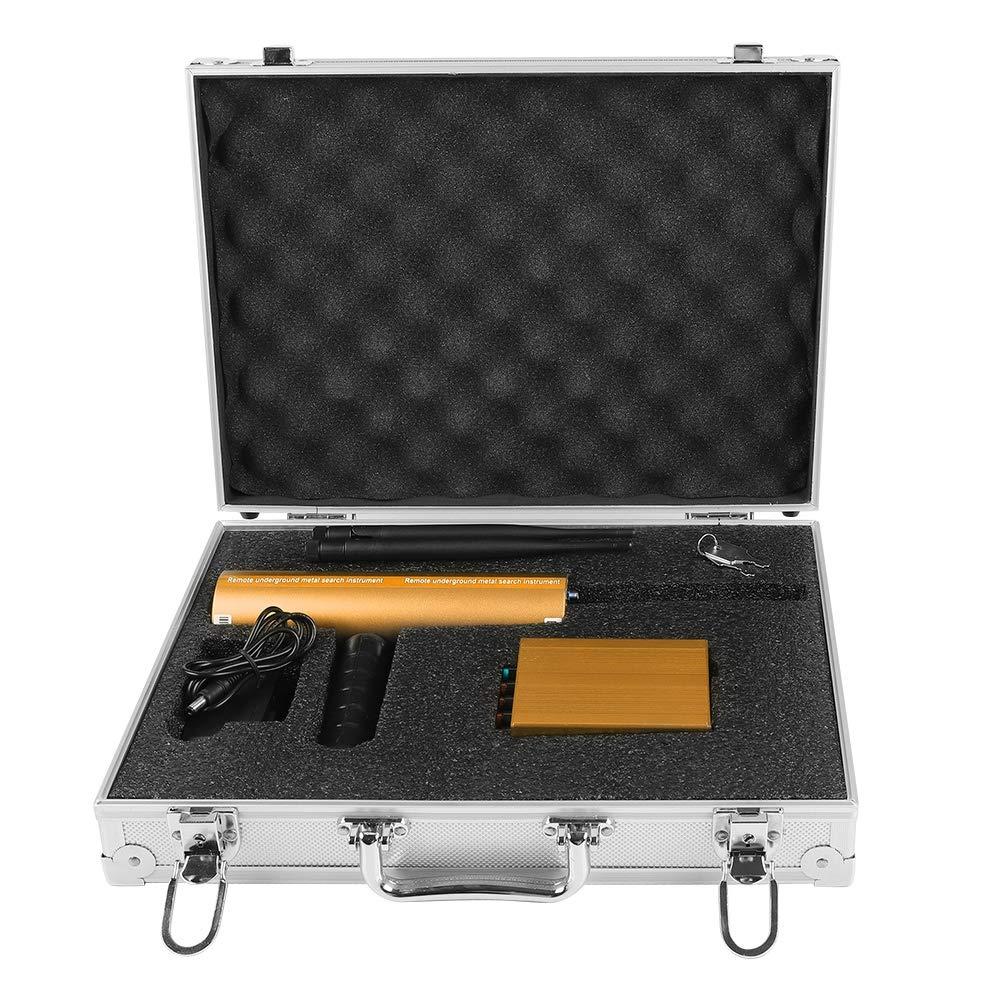Posicionamiento Preciso Acogedor Detector de Metales de Mano Profesional 3D Anticorrosi/ón Oro para Buscar Cobre A Plata Buena Sensibilidad Esc/áner Remoto