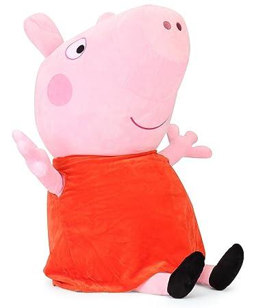 Peppa Pig Plush, Multi Color (30cm)
