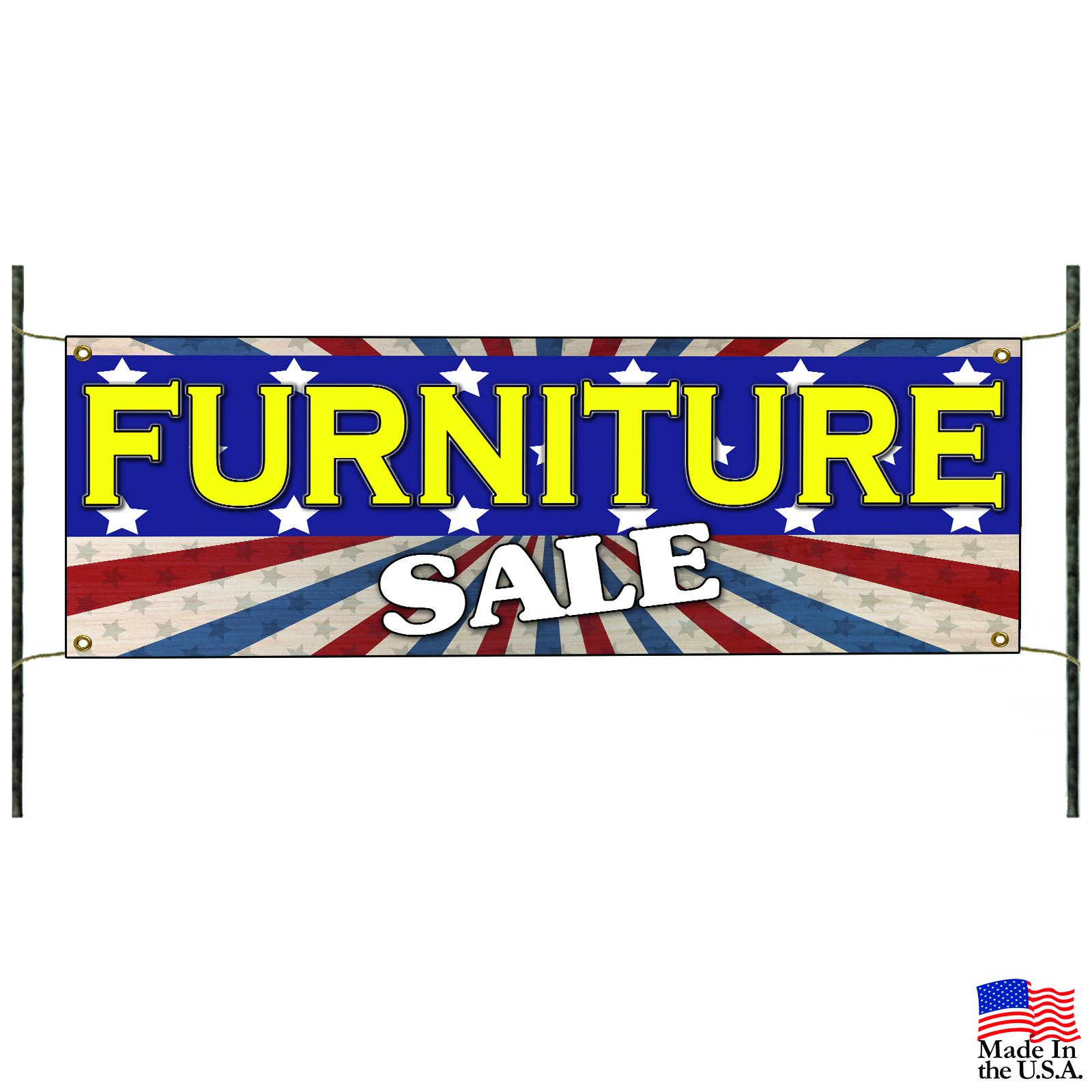 Furniture Sale Home Antique Business Advertising Vinyl Banner Sign