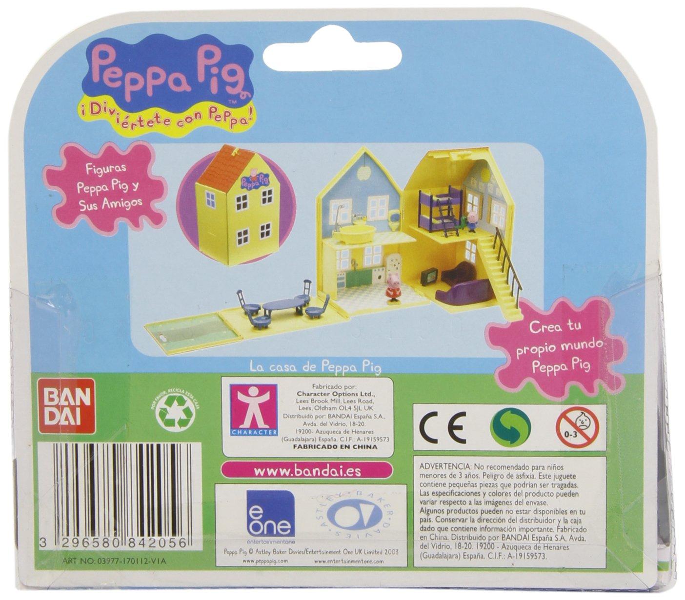 Peppa Pig 84205 - Peppa Y Su Amigo (surtido: varios modelos): Amazon.es: Juguetes y juegos