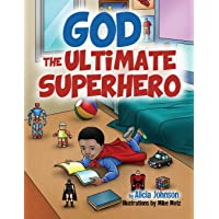 God The Ultimate Superhero
