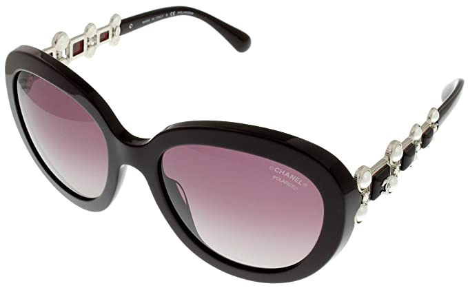 chanel sunglasses  Amazon.com: Chanel Sunglasses BIJOU Womens Butterfly Polarized ...