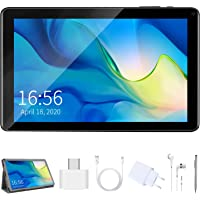 Tablet 9 Pulgadas Android 9.0 Pie Ultrar-Rápido Tablets 3GB RAM, 2GB ROM | 128GB Escalable Dual Cámara 6000mA WiFi…