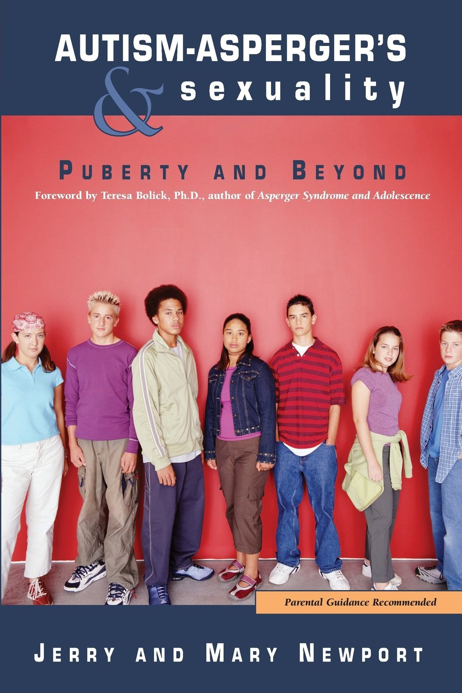 Autism Aspergers Sexuality Puberty And Beyond Jerry Newport Mary Teresa Bolick 9781885477880 Amazon Books