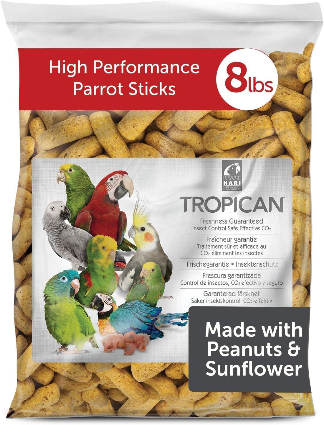 Hari Tropican Bird Food