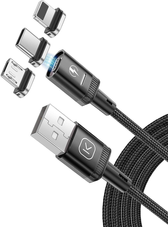 KUULAA Magnetic USB Charging Cable