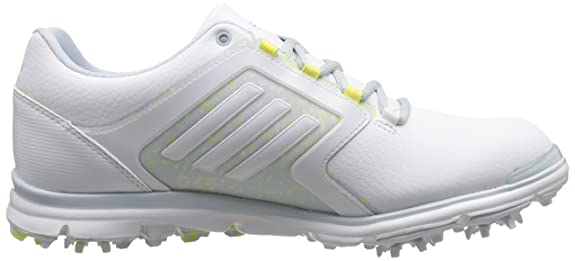 detailed look 6dfeb c76ee Amazon.com  adidas Womens adistar Tour 6-spike Golf Shoe  Go