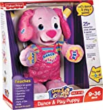 Fisher-Price Dance 'n' Play Puppy - Pink (IJ875AB)